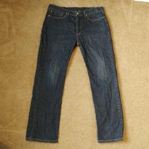 Mens 36x32 Levi's jeans